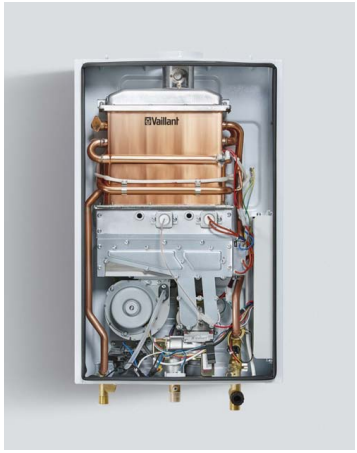 Calentador Vaillant turboMAG plus Estanco ES 11-2/0-5