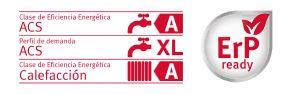 Caldera Saunier Duval Themafast Condens 25 Clase eficiencia energetica A