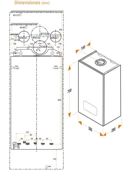 calderas microplus condens 30 oferta