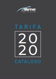 Catalogo sime 2020