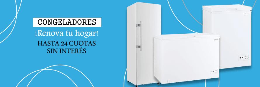 Comprar congeladores al mejor precio online