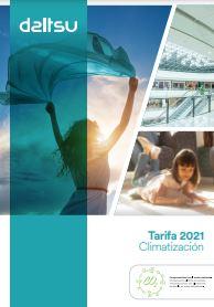 Tarifa Daitsu 2021