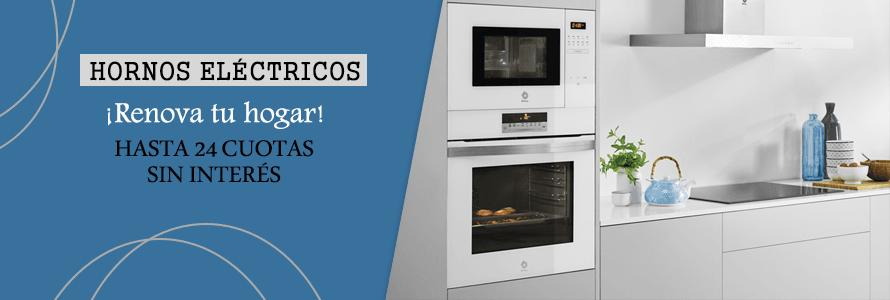 Comprar hornos al mejor precio online