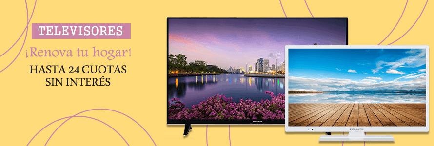 Comprar televisores al mejor precio online