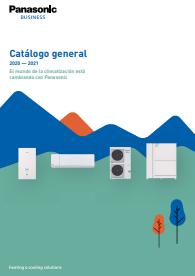 Catalogo Panasonic aire acondicionado 2020-2021