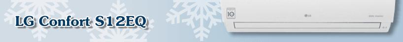 Aire Acondicionado LG Confort S12EQ Barato 2020