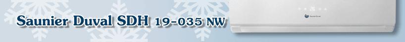 Aire Acondicionado Saunier Duval SDH Barato 2020