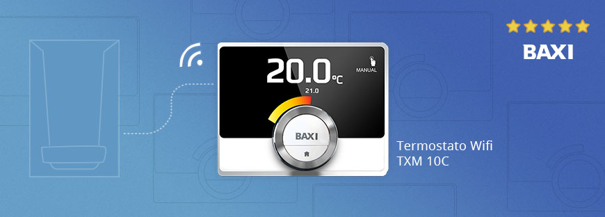 Termostato Baxi Connect TXM10C