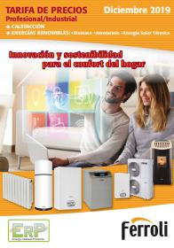 Tarifa Ferroli 2019