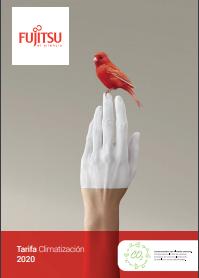 Catalogo Tarifa Fujitsu 2020
