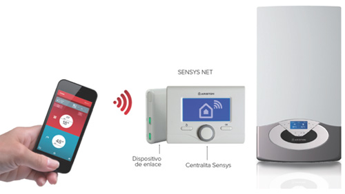 Ariston Control Wifi