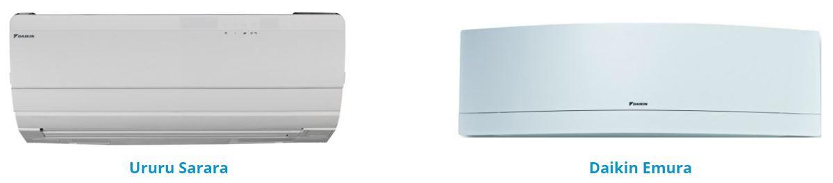 aire acondicionado daikin split 1x1