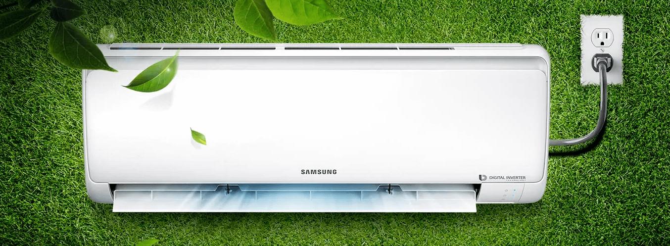 Aire Acondicionado Samsung Split 1x1