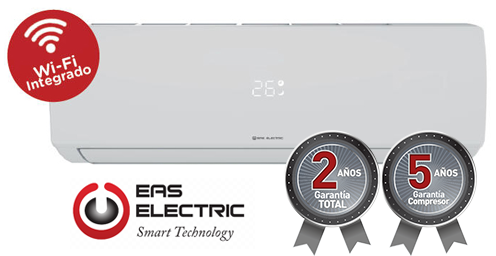 Aire Acondicionado Eas Electric Serie E-Advanced