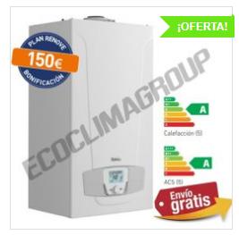 Caldera Baxi Platinum Max Plus