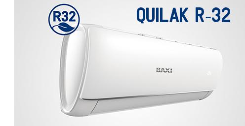 Baxi quilak R32