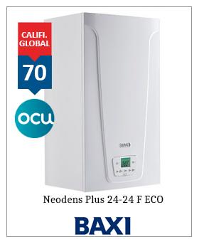Caldera Baxi Neodens Plus 24 permiado ocu 2019 - 2020