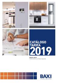 Catalogo Tarifa Baxi 2019