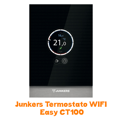 Junkers Termostato WIFI CT 100