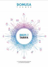 Tarifa Domusa 2021