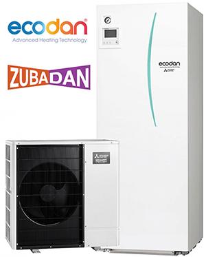 Mitsubishi Ecodan Zubadan