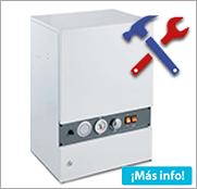 Instalación de caldera electrica