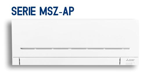 Mitsubishi MSZ-AP aire acondicionado R32