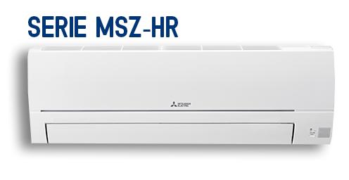 Mitsubishi MSZ-HR aire acondicionado R32