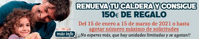 Plan Renove Vaillant 2021 100€ de regalo