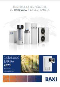 Tarifa Baxi 2021