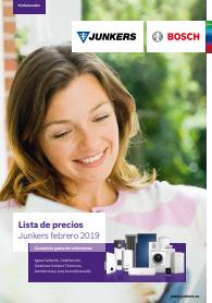 Tarifa Junkers 2019