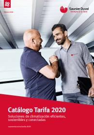 Tarifa Saunier Duval 2020